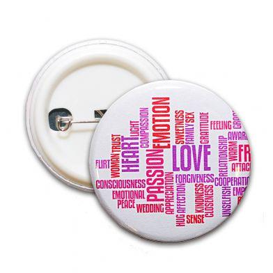 Love, vårdpin