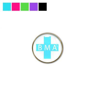 Vårdbrosch, BMA, liten
