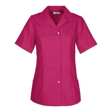 Smila figurnära blusjacka, Fuchsia