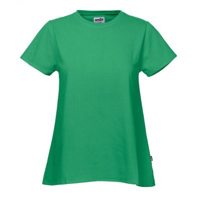 Smila kortärmad t-shirt, dam, Grön