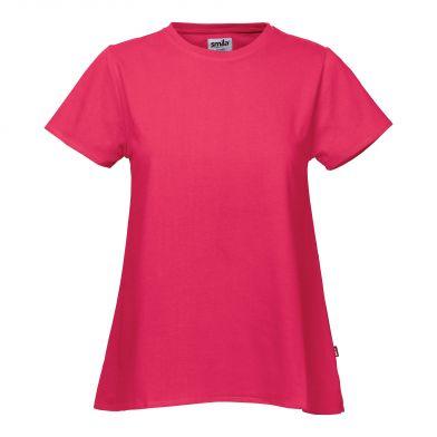 Smila kortärmad t-shirt, dam, Azalea