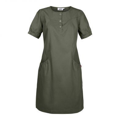 Smila klänning, Militärgrön