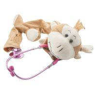 Stetoskopöverdrag, apa