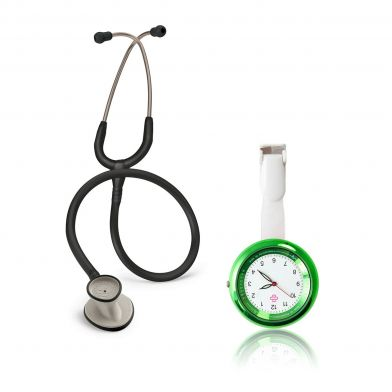 Examenspaket Littmann Stetoskop + Infinity, Grön