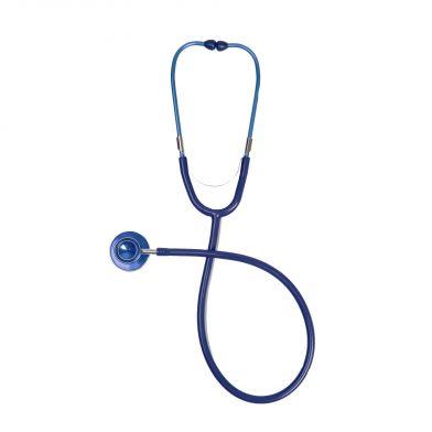 Metallic Stetoskop Blått