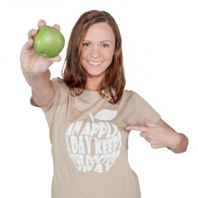 T-shirt Doktor, Latte