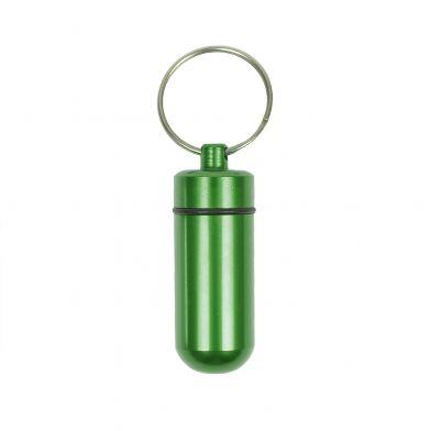 Pillerbox, vattentät Grön