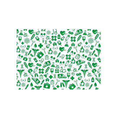 Bordstablett Grön