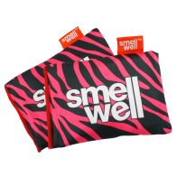 SmellWell Pink Zebra 2 pack
