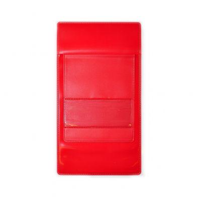 Röd Pennficka